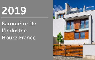 2019 Baromètre de l'industrie Houzz France