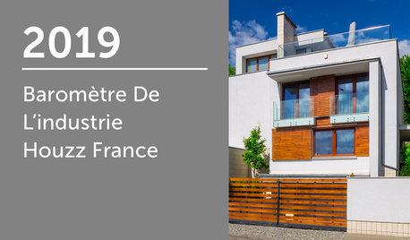 2019 Baromètre de l'industrie Houzz France