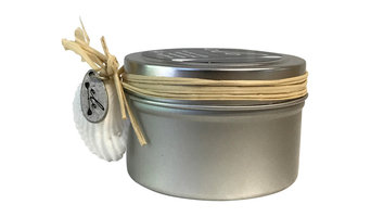 Tin Soy Candle, Cucumber Mint, 4 Oz.