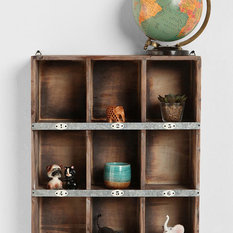 - Little Boxes Wall Organizer - Urban Outfitters - Display and Wall Shelves
