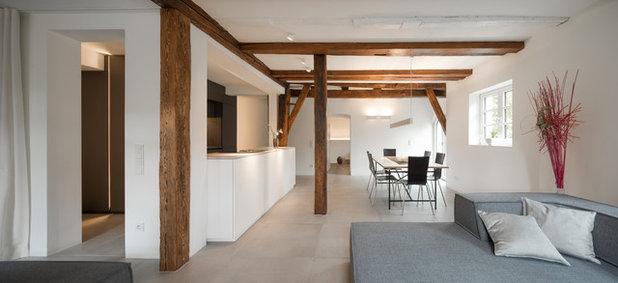 Modern  by gerken.architekten+ingenieure