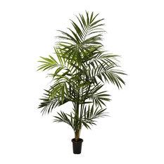 Kentia Palm Silk Tree Arrangement, 7'