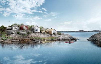 Arkitektur: Samtida hus skapas när tradition möter framtida behov