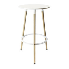 Indoor Medusa Bar Table, White