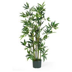 Tropical Artificial Plants And Trees by Bathroom Marketplace