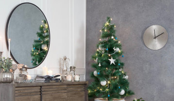 Luxe Holiday Decor