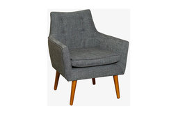 Modern Chair in Grey