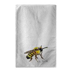 Betsy Drake Bee Beach Towel