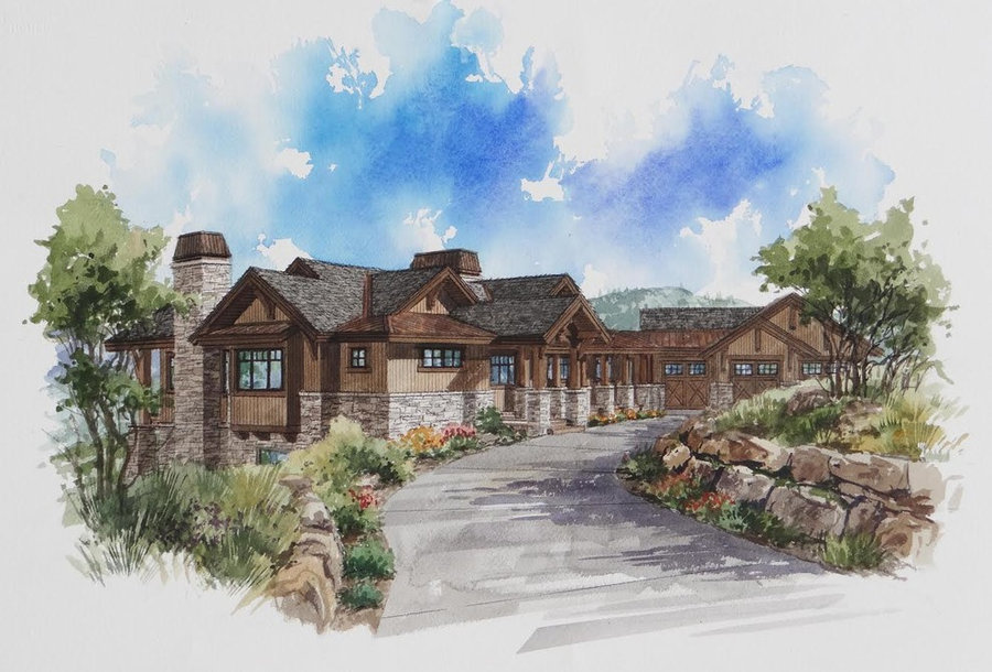 Upcoming 2016 Park City Area Showcase of Homes, Promontory.