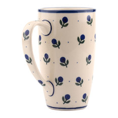 Blueberry Coffee-To-Go Mug