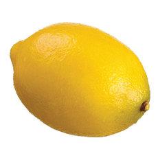 Silk Plants Direct Lemon, Set of 6
