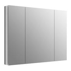 Verdera Aluminum Medicine Cabinet, Anodized Aluminum