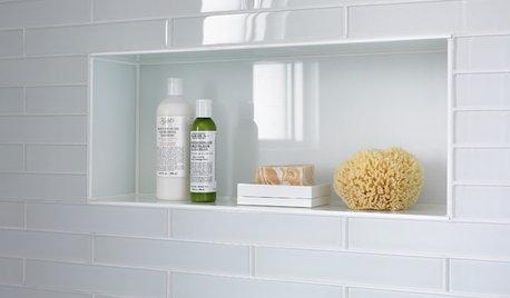 Turn Your Shower Niche Into a Design Star