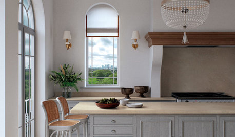New Looks for Engineered Countertops and Other Surfaces