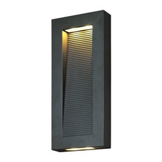 """Maxim 54352 Avenue 16"""" LED Wall Sconce - Architectural Bronze"""