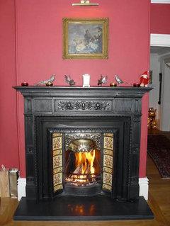 Open Fireplace Or Log Burner Victorian House Dilemna
