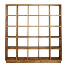 LAX Series 5x5 Bookcase