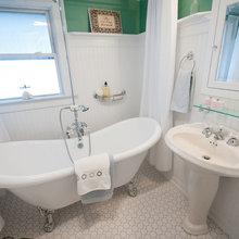 Hall Bathroom 2nd redo