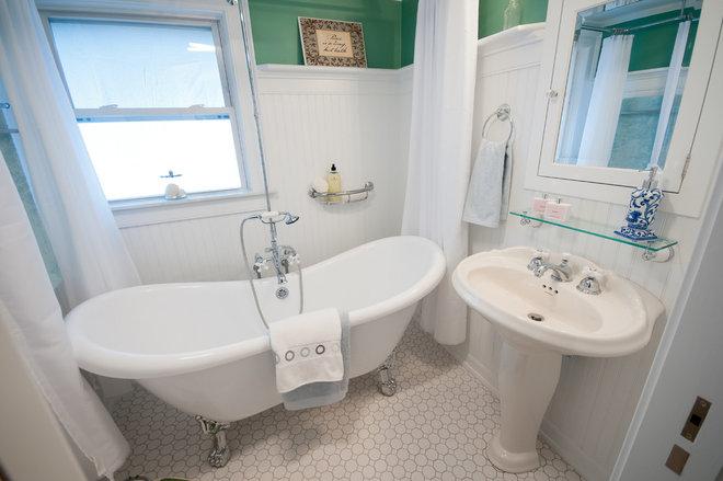 Traditional Bathroom by INSPERIORS, LLC