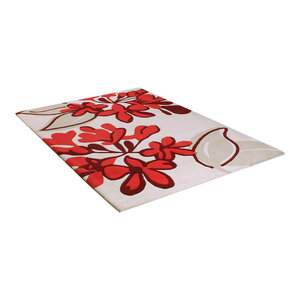 Realm Rug, Red, 90x150 cm