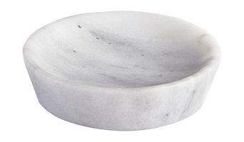 Athena Real Marble Soap Dish