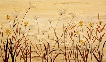 Les panneaux décoratifs - le floral