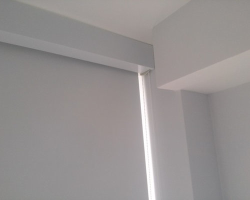 Roller Shade Blackout Fabric With Fascia