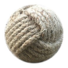 Jute Knot Robe Drawer Knob