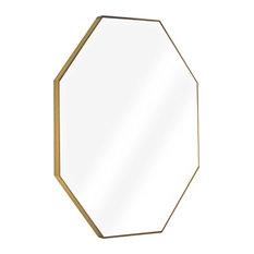 Octagon Wall Vanity Infinity Mirror