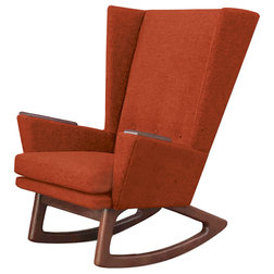 Contemporary Rocking Chairs by Lewis Interiors