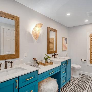 Rustic Chic - Bathroom