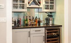 Historic Whole House Renovation - Bar