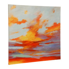 Oxidized Skies I, Stretched Canvas Wall Art