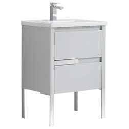 Contemporary Bathroom Vanities And Sink Consoles by HRD International Marketing Corp