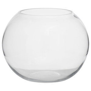 Glass Fish Bowl, Small