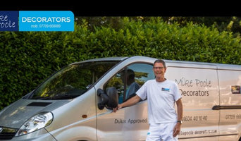 Mike Poole Accredited Dulux Select Decorator