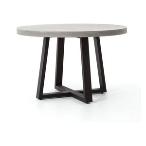 """Saturn Round Dining Table, 48"""""""