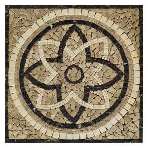 Square Mosaic, Anase, 23