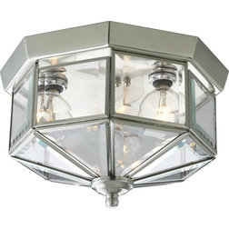 Traditional Outdoor Flush-mount Ceiling Lighting by Hansen Wholesale