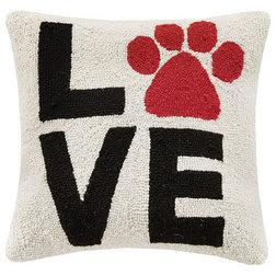 Contemporary Decorative Pillows by Peking Handicraft, Inc.