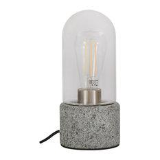 Portland Granite Table Lamp