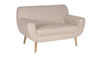 2 Seater Olly Retro Chair