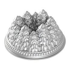 Nordic Ware Cast Aluminum Pine Forest Bundt Pan
