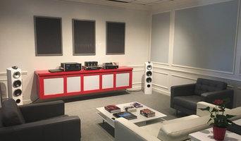 Audiohouse Showroom