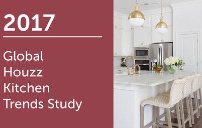 2017 Global Houzz Kitchen Trends Study