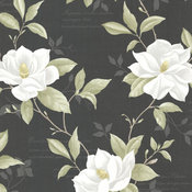 Cressida Black Magnolia Trail Wallpaper, Bolt