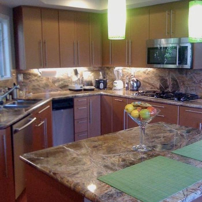 Costa Mesa Small kitchen remodel