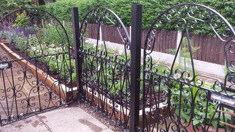 Garden railings Manchester