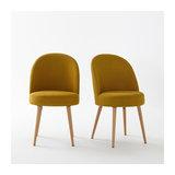 2 кресла для столовой, QUILDA LA REDOUTE INTERIEURS