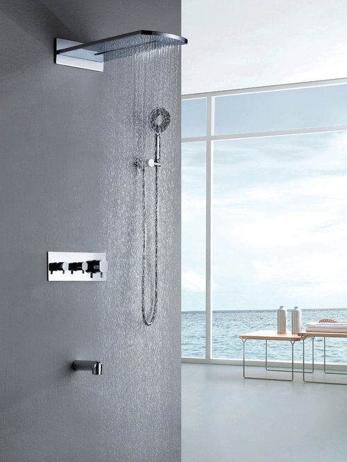 Aquabrass - Montréal, QC, CA - Kitchen & Bath Fixtures | Houzz